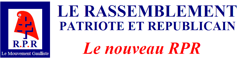 Logo R.P.R (patriote)