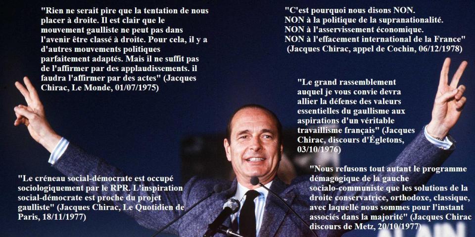 Chirac gaulliste